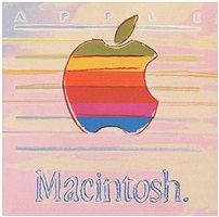 ads: apple, [ii.359] by andy warhol